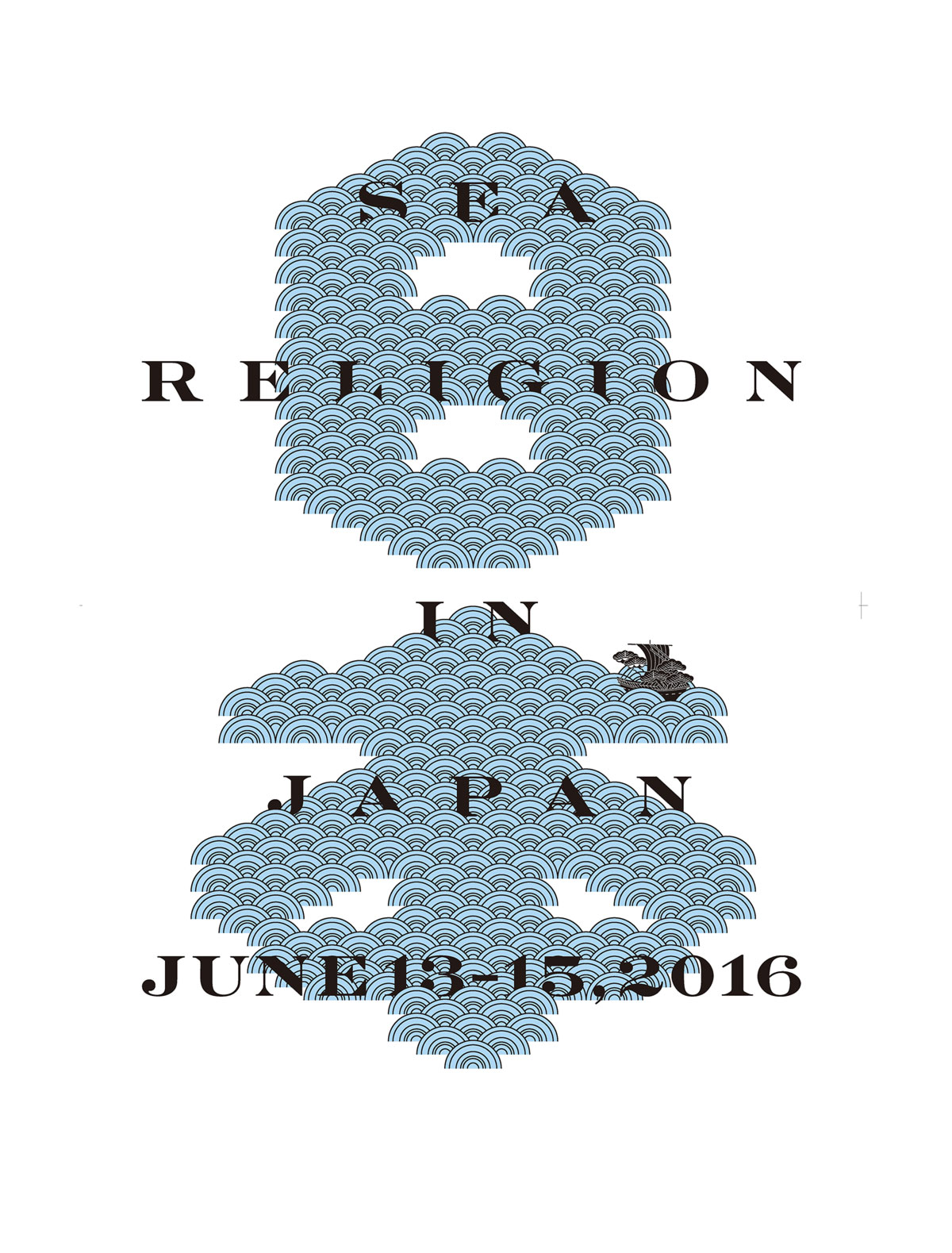 Sea Religion in Japan conference logo